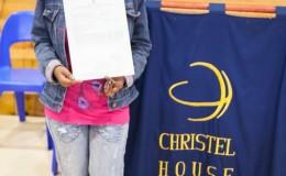 Lauren from Christel House