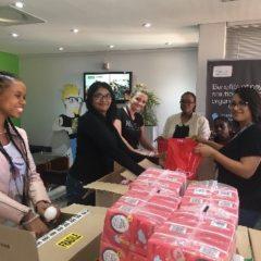 Women in Action celebrate Women's Month in Soweto
