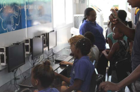 Labs project enhances SA tech literacy