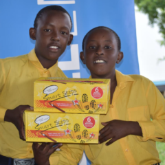Zandspruit Primary – School Shoes Handover